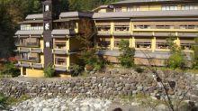【日本古蹟】穿越千年的傳奇 西山溫泉慶雲館