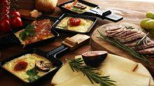 Für Weihnachten oder Silvester: Raclette-Fondue-Kombination im Angebot