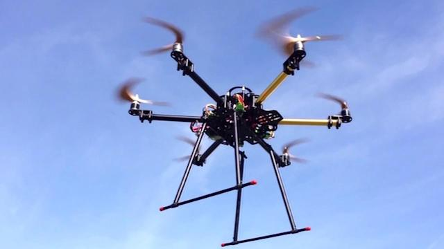 Report: SJPD is first local agency to get a drone