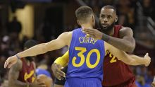 Cavs, Warriors join small group of American pro sports teams to play three straight title series