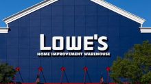 Lowe's (LOW) Cheers on Solid Home Improvement Products Demand