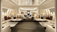 Boeing launches long-range business jet