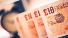 GBP/USD – Pound Slips to 6-Week Low