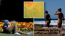 Here comes the sun: Sydney set for hot end to winter