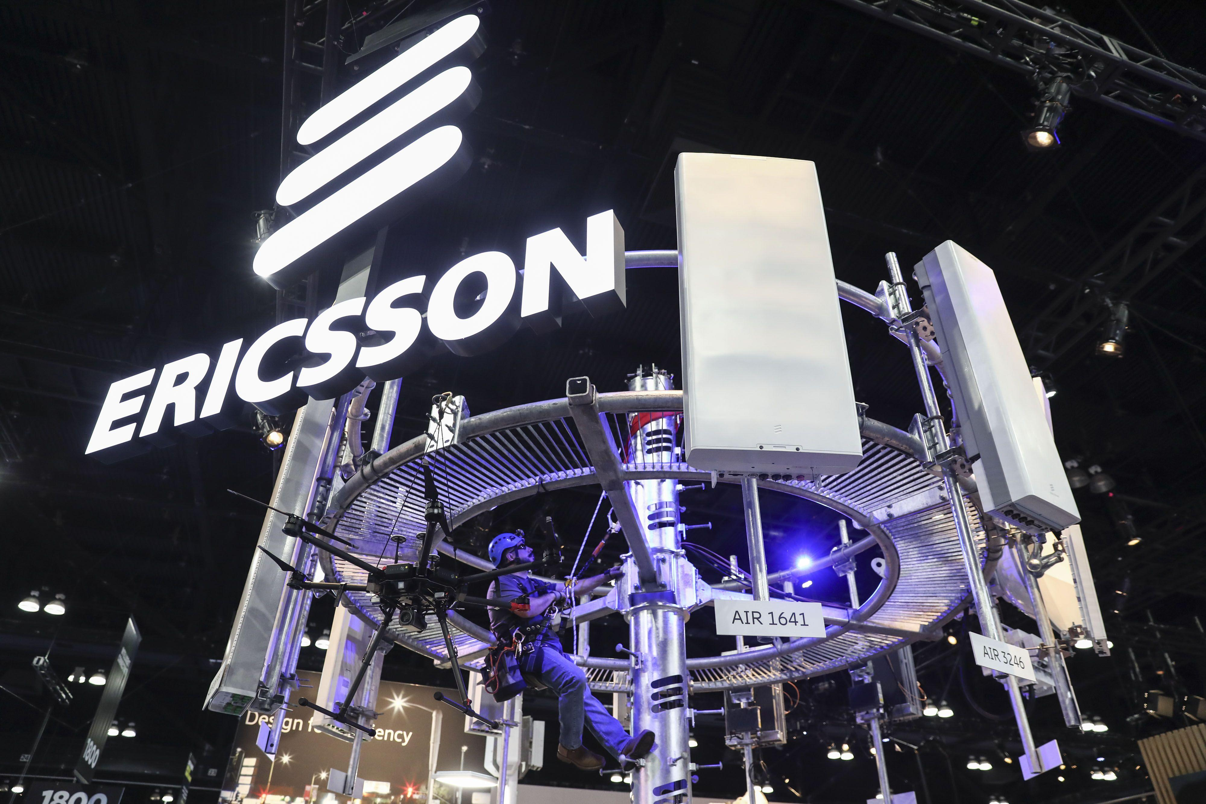 Ericsson Nears U.S. Bribe Settlement That Could Cost More Than $1 Billion