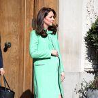 The Royal Prince: U.S., International Media WelcomeKate & William's Third #RoyalBaby