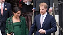 What you need to know about Meghan and Harry's new royal household