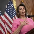 Group of Democrats to vote against Pelosi's bid as House Speaker