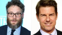 Seth Rogen Is The Person Who Informed Tom Cruise That Internet Porn Exists