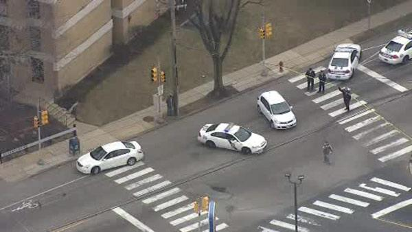 Pedestrian struck, seriously injured in Northeast Philadelphia