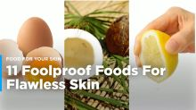 Watch: 11 Everyday, Foolproof Foods For Flawless Skin