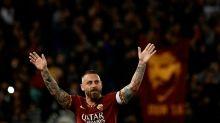 Roma great De Rossi on verge of Boca Juniors move