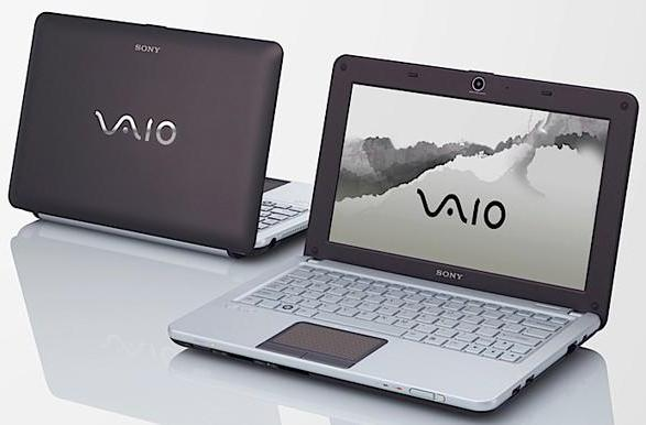 Sony VAIO W netbook now official in US, coming August for $499