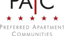 """Preferred Apartment Communities, Inc. Announces Acquisition of a """"Class A"""" Office Property in Charlotte, North Carolina Through its Subsidiary, Preferred Office Properties, LLC"""