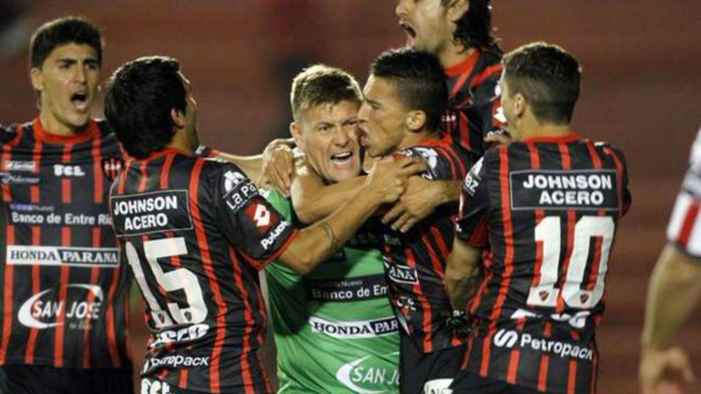 Unión y Patronato igualaron sin goles en Santa Fe
