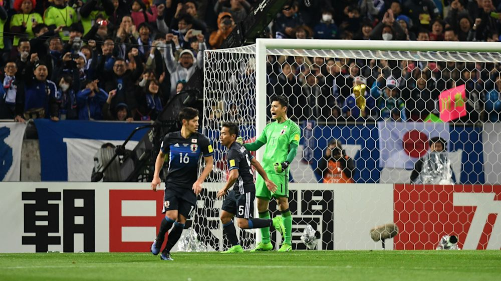 VIDEO: Japan's Nagatomo concedes ridiculous penalty against Thailand