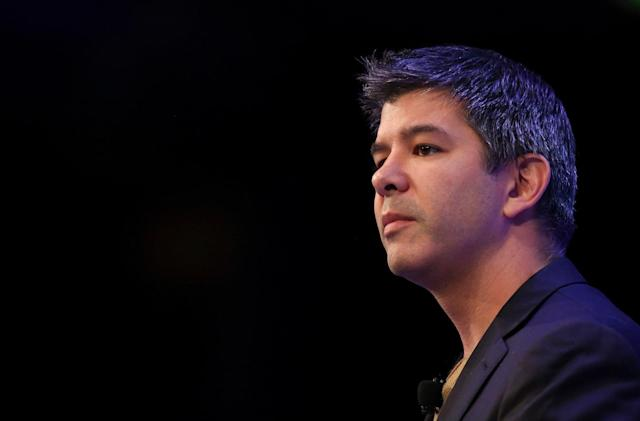 Uber sought a Google partnership before they became bitter rivals