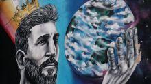 Club argentino Newell's sueña con Messi, pero tal vez no todavía