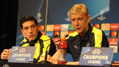 Arsene Wenger urges Hector Bellerin not to play for Spain's U21s this summer - but admits he's powerless to stop him