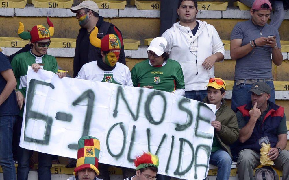 Se agotaron las entradas para Bolivia vs. Argentina