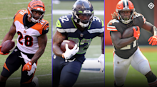 Fantasy Injury Updates: Joe Mixon, Chris Carson, Kareem Hunt, more RBs impacting Week 4 start 'em, sit 'em calls