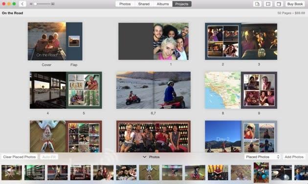 Try Apple's Photos app in the latest OS X public beta