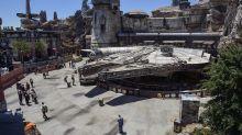 Harrison Ford dedica a Peter Mayhew (Chewbacca) la nueva atracción de Star Wars en Disneyland