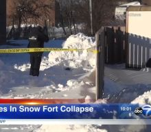 12-year-old girl dies after snow fort collapses on her outside Rothem Church in Arlington Heights