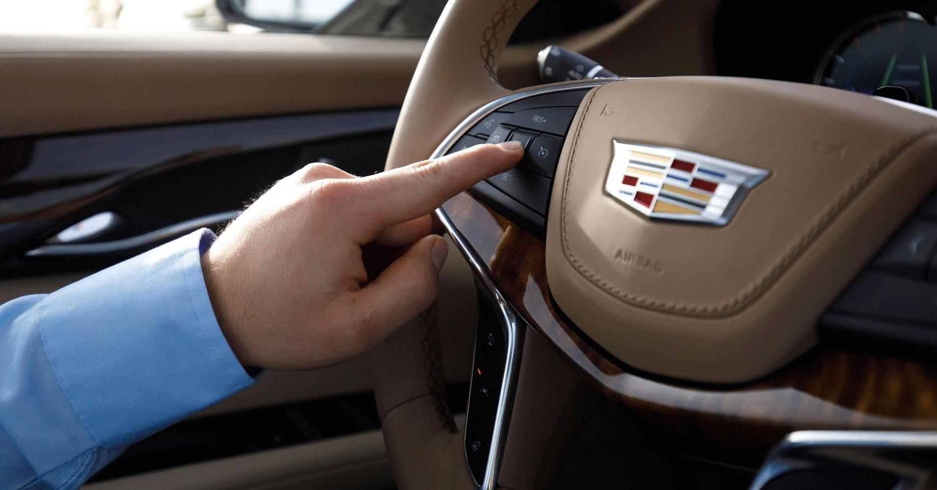 Cadillac Will Put Supercruise Hands Free Driver System On