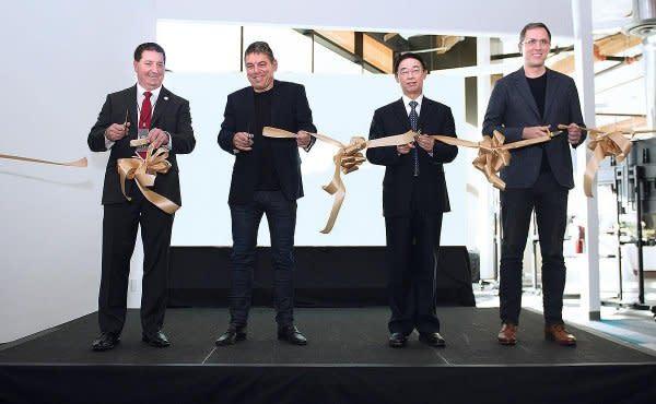 中國電動車又在國際舞台發光,拜騰首款電動SUV現身CES展