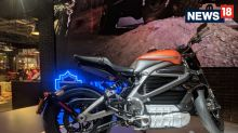 EICMA 2018: Harley-Davidson LiveWire All-Electric Motorcycle Showcased