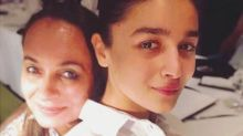 Picture Perfect: Alia Bhatt and mom Soni Razdan look lovely in this still