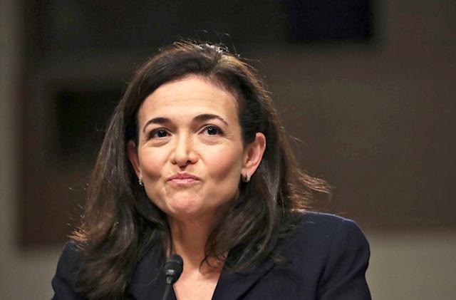 Sandberg's 'alternative facts' comment won't help Facebook's cause