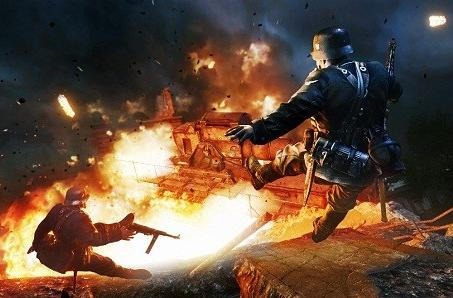 Enemy Front story trailer resists the Axis of Evil