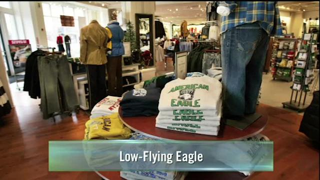 American Eagle Outfitters Down 17%; Fossil's Rock Solid Quarter; Disney and Zillow Reporting