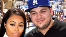 Rob Kardashian Declares Love for Blac Chyna With Cute Throwback Pics