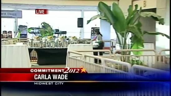 Carla Wade previews Democrat watch party