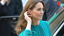 The Duchess of Cambridge's new teal dress is on sale: Here's where to buy it