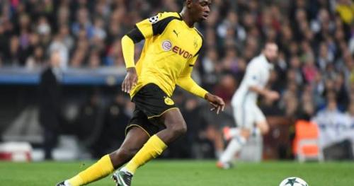 Foot - ALL - Dortmund - Dortmund : Quand Thomas Tuchel flatte Ousmane Dembélé