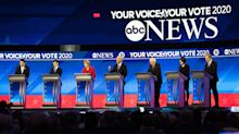 5 takeaways from the Democratic debate in New Hampshire