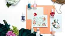 Essie Just Launched a New Tool With Pinterest That Will Answer All Your Wedding Nail Woes