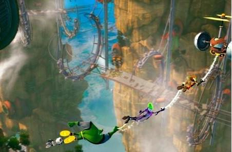 Insomniac shares more details on Ratchet and Clank: All 4 One