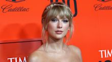 Taylor Swift offers glimpse at re-recording of Love Story
