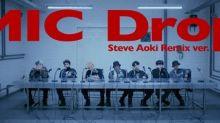 防彈少年團 《MIC Drop》連續7周打入Billboard Hot 100榜