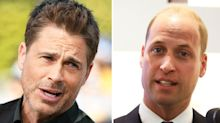 Actor Rob Lowe faces backlash after calling Prince William's hair loss a 'traumatic experience'