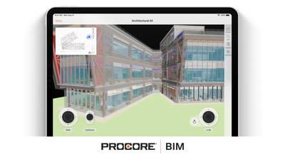 Procore Puts 3D Models Into Builders' Hands with Procore BIM