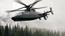 Sikorsky unveils helicopter that will compete with Bell for Army contract