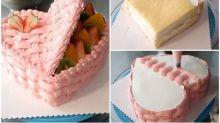 【新片速報】超勁立體心型蛋糕 製作過程Twitter熱傳