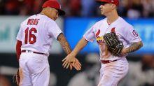 Cardinals' Wong, O'Neill win Fielding Bible awards