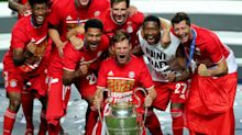 Bayern felt 'invincible' in Champions League final, says Kimmich